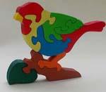 Puzzles - Poisson rouge pinocchio ...